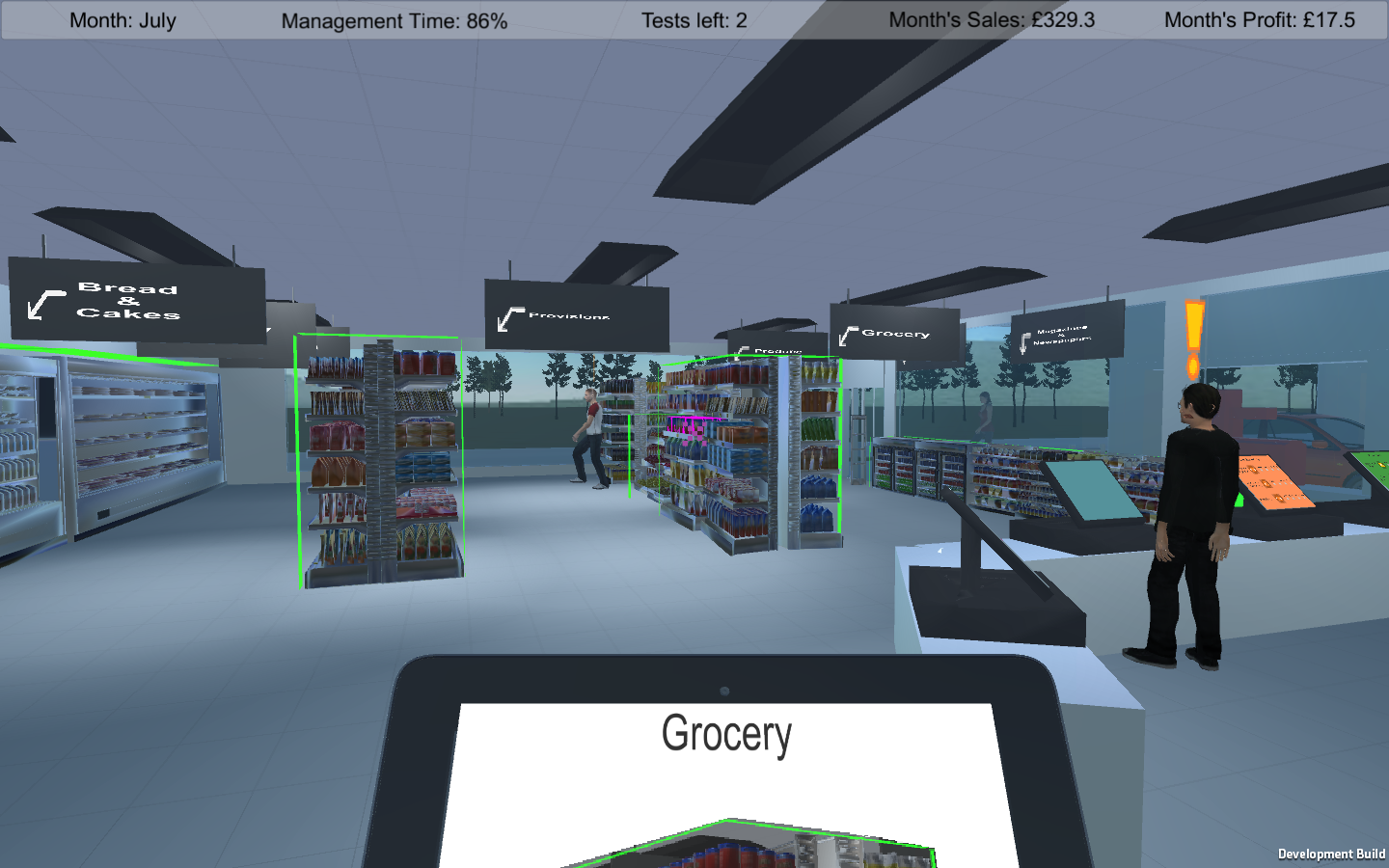 new 3d version of manage business simulation game launched